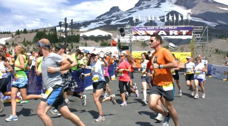 How to Run Hood to Coast Next Year