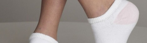 Athletic Socks and No-Show Socks: Where the Two Blissfully Meet
