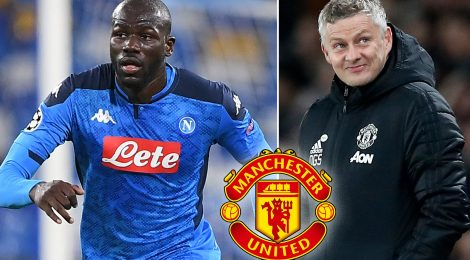 Napoli target favours move to Manchester United