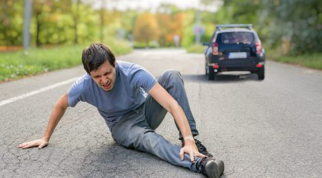 What Are Major Causes of Pedestrian Accidents?
