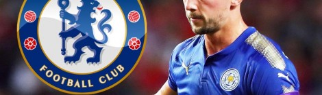 Chelsea Has dealt For Drinkwater's Contract