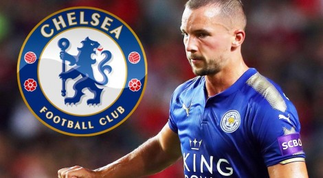 Chelsea Has dealt For Drinkwater's Contract