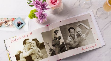 PHOTOBOOK: A PERFECT PLAN FOR A WEDDING GIFT